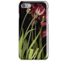 Watercolor Tulips iPhone Case/Skin