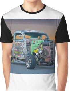 1938 Dodge Coupe 'Just Pass'n Gas' Graphic T-Shirt