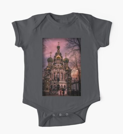 Savior on the Spilled Blood One Piece - Short Sleeve