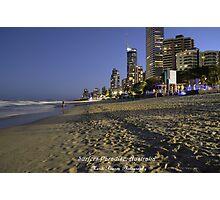 Surfers Paradise, Australia Photographic Print