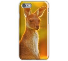 Sunset Joey, Yanchep National Park iPhone Case/Skin