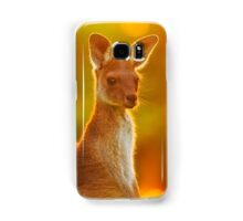 Sunset Joey, Yanchep National Park Samsung Galaxy Case/Skin
