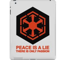 Order of the Sith iPad Case/Skin