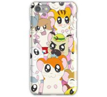 Hamha! iPhone Case/Skin