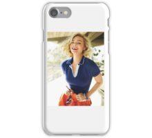 Margot Robbie  iPhone Case/Skin