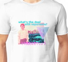 What's the deal? Unisex T-Shirt