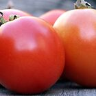 Tomatoes by Tiffany Dryburgh