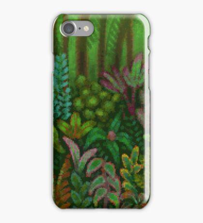 Paper Jungle iPhone Case/Skin
