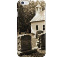 Smoky Mountain Scene-000899 iPhone Case/Skin
