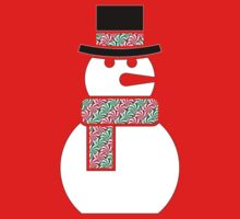 Christmas Peppermint and Wintergreen Candy One Piece - Long Sleeve