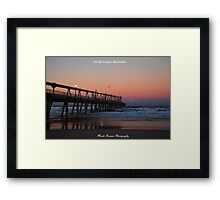 Gold Coast, Australia Framed Print