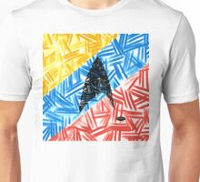 Starfleet Abstracted by VIXTOPHER Unisex T-Shirt