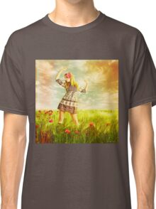 Let us Dance in the Sun Classic T-Shirt