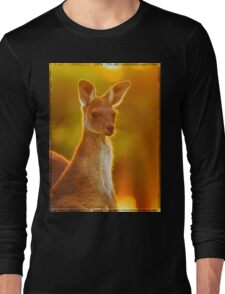 Sunset Joey, Yanchep National Park Long Sleeve T-Shirt