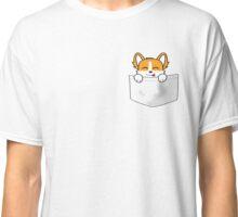 Pocket Corgi Classic T-Shirt