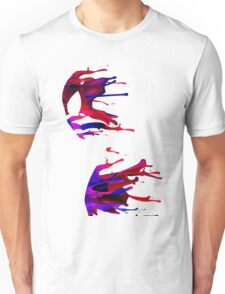 spiderman stain Unisex T-Shirt
