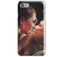 Good Bye iPhone Case/Skin