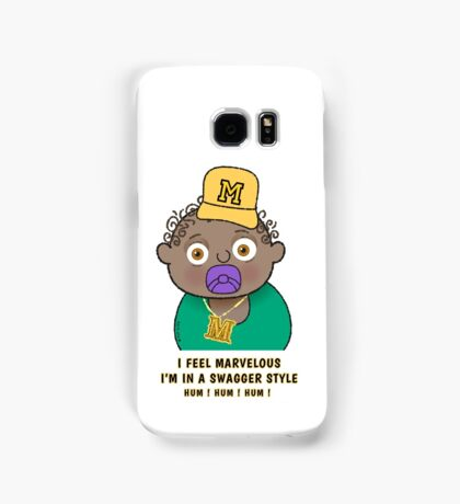 Little King - A Swagger Style Samsung Galaxy Case/Skin