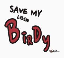 Save My Little Birdy (EG-000002) One Piece - Long Sleeve