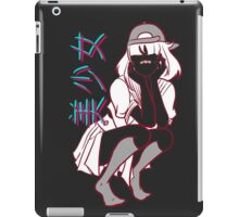 Girl= iPad Case/Skin