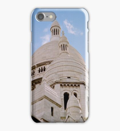 Sacre Coeur iPhone Case/Skin