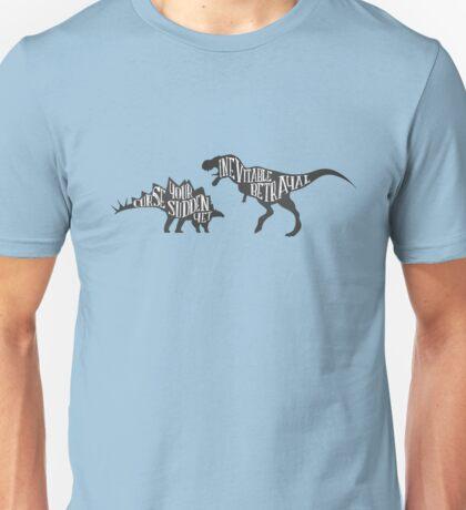 Curse Your Inevitable Betrayal Unisex T-Shirt