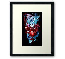 Sonata Dusk Framed Print