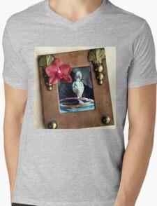 A Victim Of Deco-r Mens V-Neck T-Shirt