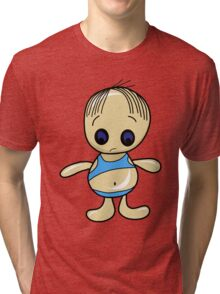 Cute boy  Tri-blend T-Shirt