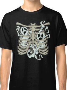 Ribcage Ghosts Classic T-Shirt