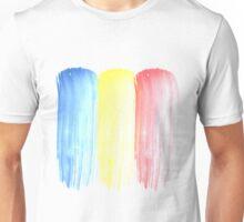 Romania Flag Bucharest Unisex T-Shirt