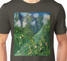 Twilight at Sahyadri range Unisex T-Shirt