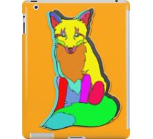 FOX PIXEL iPad Case/Skin