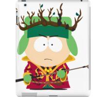 Kyle Broflovski Elf King iPad Case/Skin