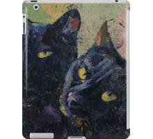 Black Cats iPad Case/Skin