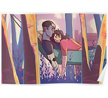 Sheith - Nap in a Hammock Poster
