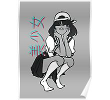girl- [update w/ bandaid] Poster