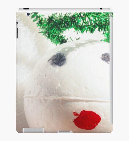 Contemporary Christmas - Little Angel iPad Case/Skin