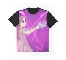 Lightning Butterflies Graphic T-Shirt