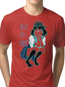 Girl+ [new colours available]  Tri-blend T-Shirt