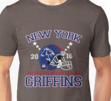 New York Griffins (helmet) Unisex T-Shirt