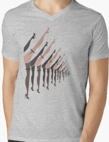 Fantasia War. Mens V-Neck T-Shirt
