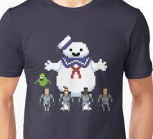 Ghostbusters 8bit Unisex T-Shirt