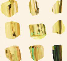 Quartz Yellow by SiglerBosDesign