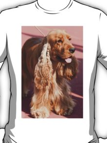 cocker dog T-Shirt