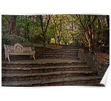 Stairway to Serenity Poster