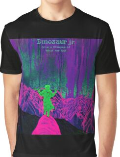 dinosaur jr give a glimpse of what yer not 2016 tour dates dolly Graphic T-Shirt
