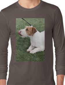 cute dog Long Sleeve T-Shirt