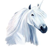 Unicorn by popartbynatalie