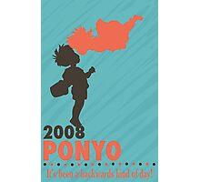 Ponyo Photographic Print